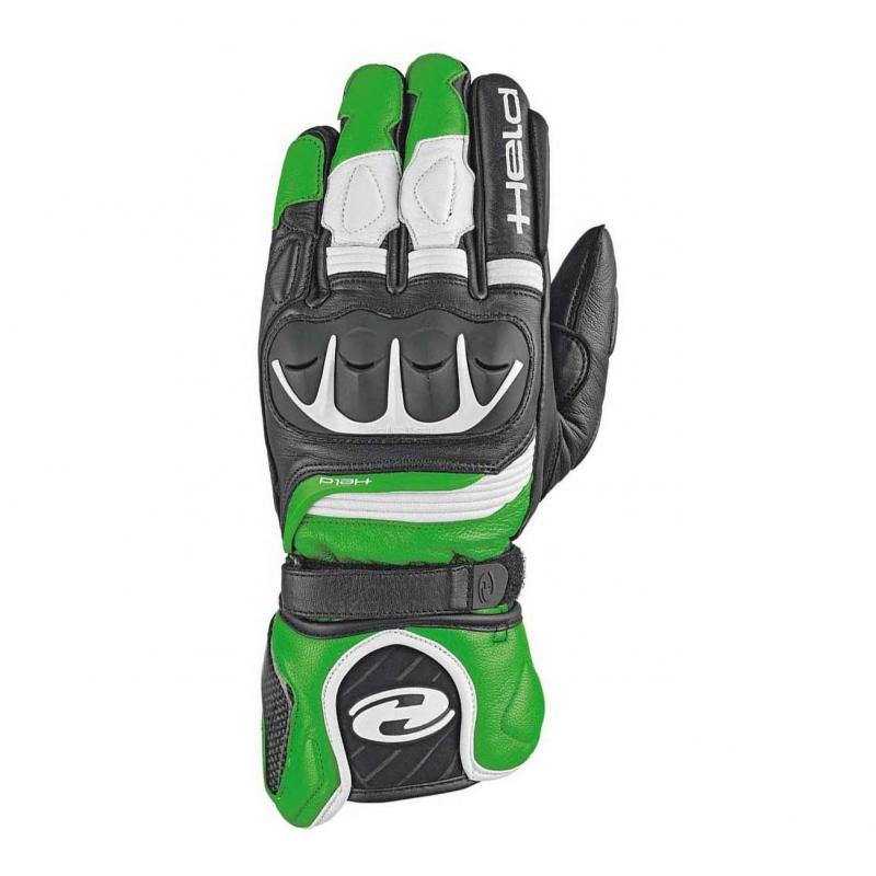 Gants Held Revel II noir/vert