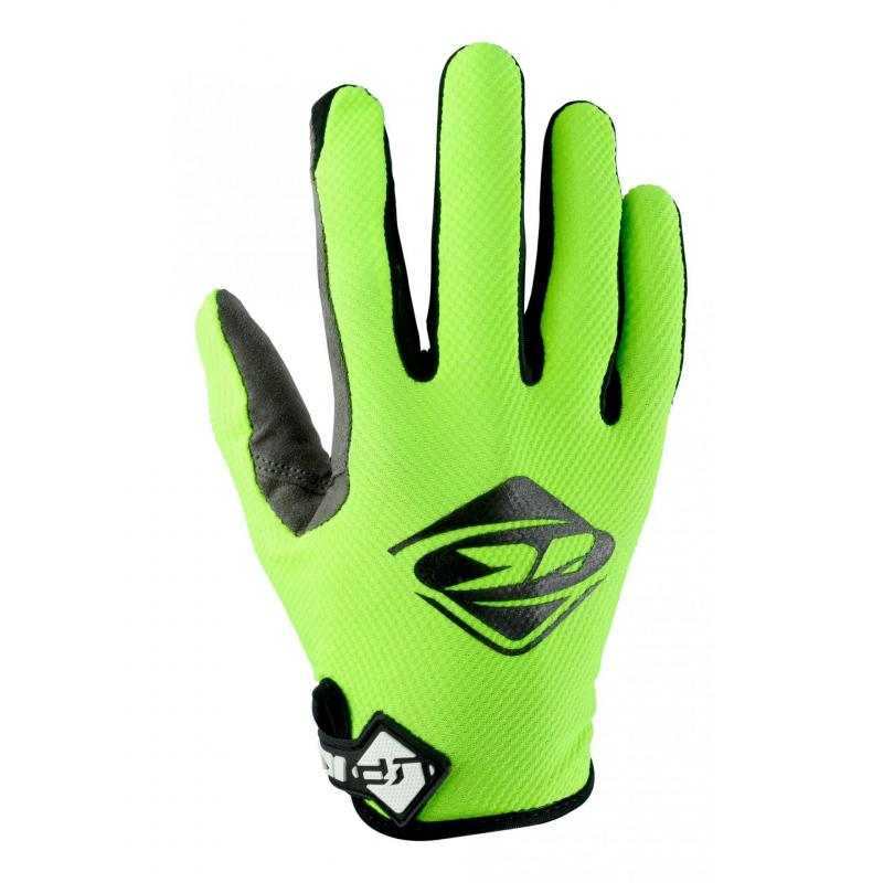 Gants Kenny Trial-up jaune fluo
