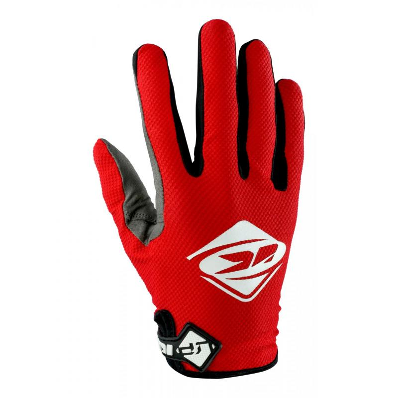 Gants Kenny Trial-up rouge