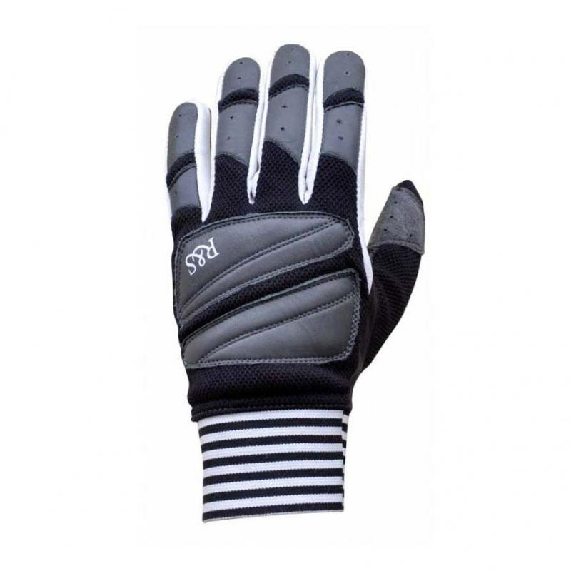 Gants Ride And Sons STARWEST noir/blanc/gris