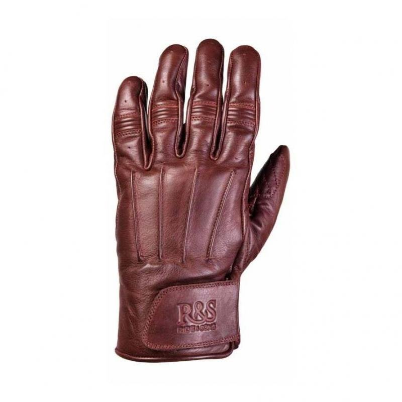 Gants Ride And Sons WORKER bordeaux