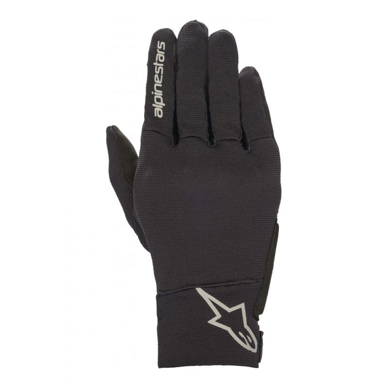 Gants textile Alpinestars Reef noir reflective