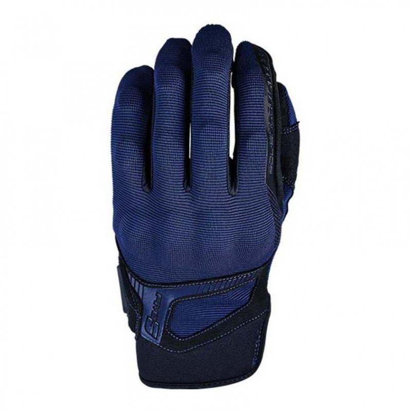 Gants textile Five RS3 navy