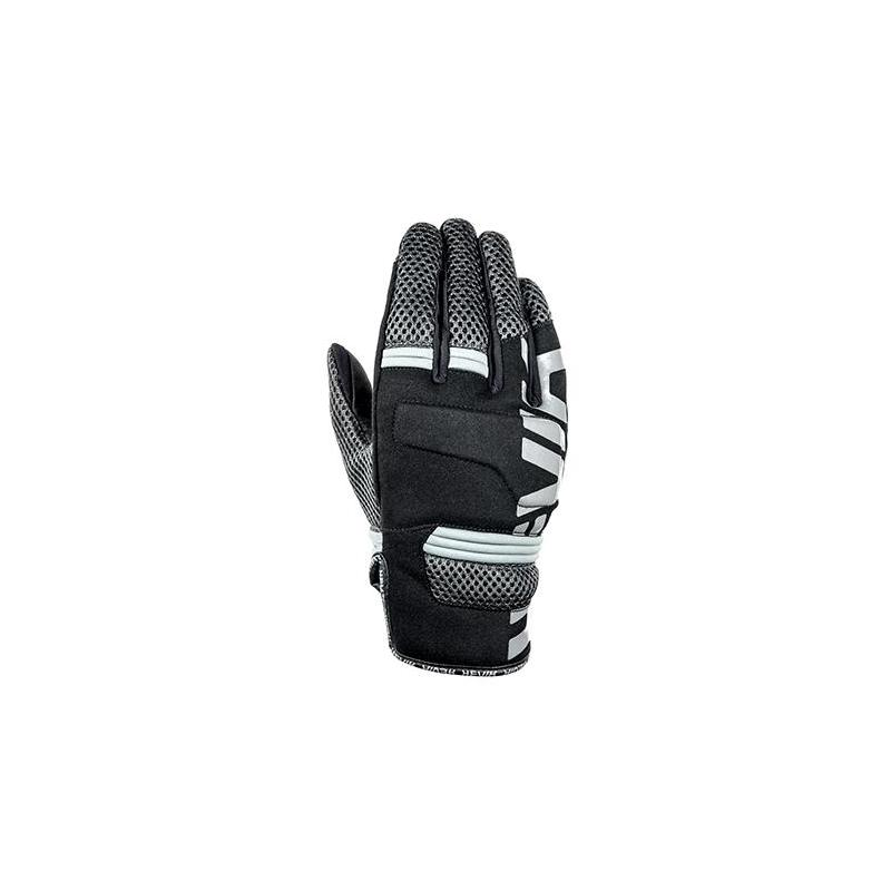 Gants textile Hevik Shamal R noir/gris
