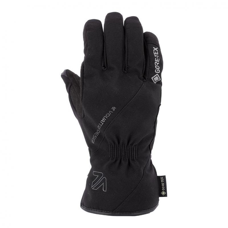 Gants textile hiver V'Quattro Norte Gore-Tex noir
