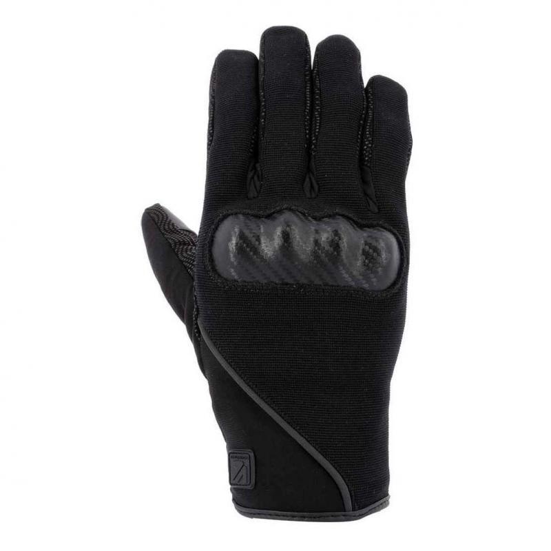 Gants textile V'Quattro Section 18 noir