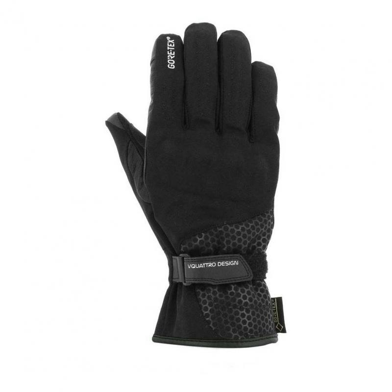 Gants V'Quattro STEVE GORE TEX noir