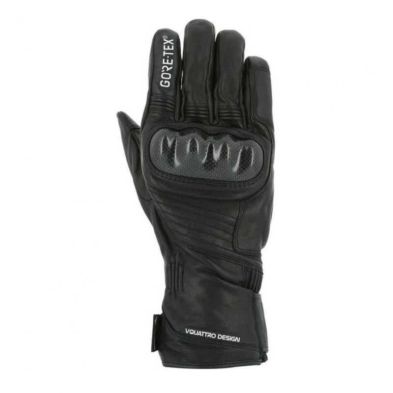 Gants V'Quattro VIRAGE 17 GORE TEX noir