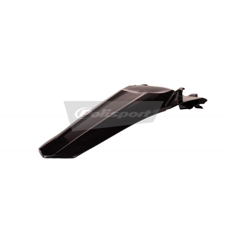 Garde-boue arrière Polisport Honda CRF 450R 13-16 noir