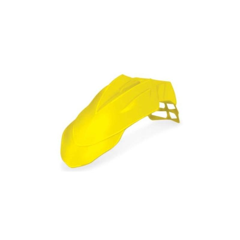 Garde boue avant Acerbis Supermoto jaune