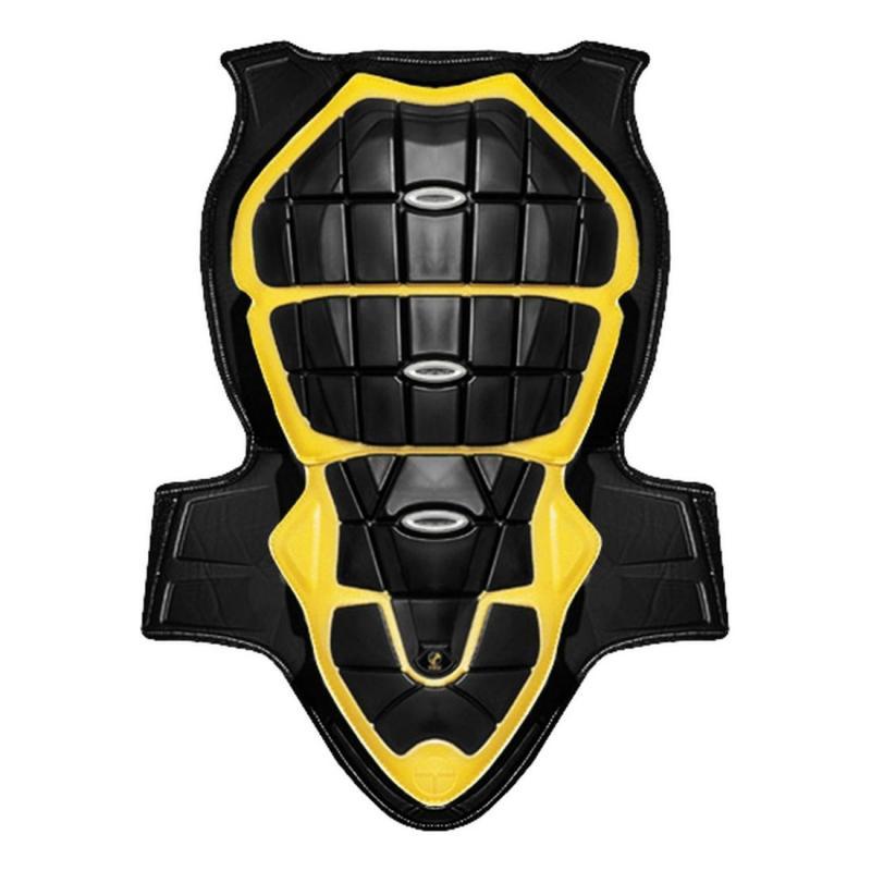 Gilet de protection Spidi DEFENDER B&C 145-160 noir/jaune
