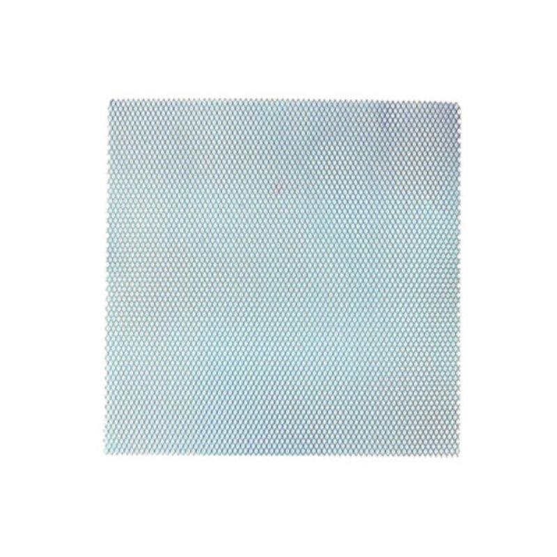 Grille décorative alu bleu 300 x 300