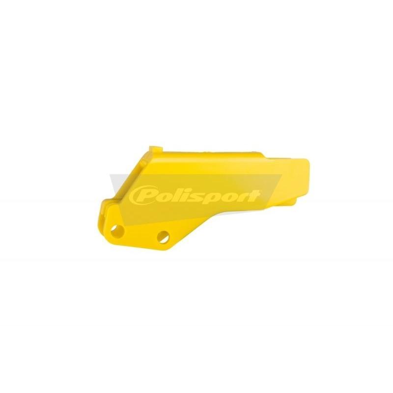 Guide chaîne Polisport Suzuki 450 RM-Z 05-07 jaune