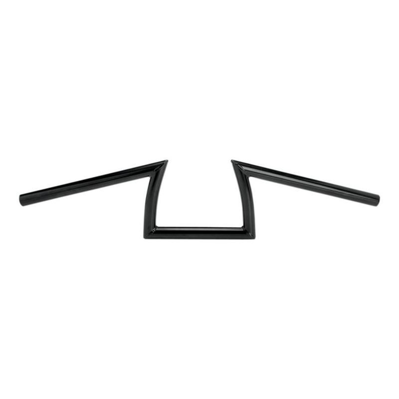 Guidon Biltwell Keestone diamètre 22mm noir
