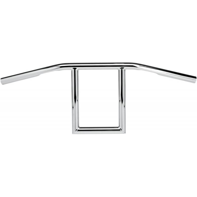 Guidon Biltwell Window diamètre 25mm chrome
