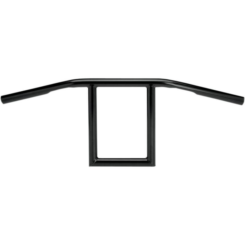 Guidon Biltwell Window diamètre 25mm noir