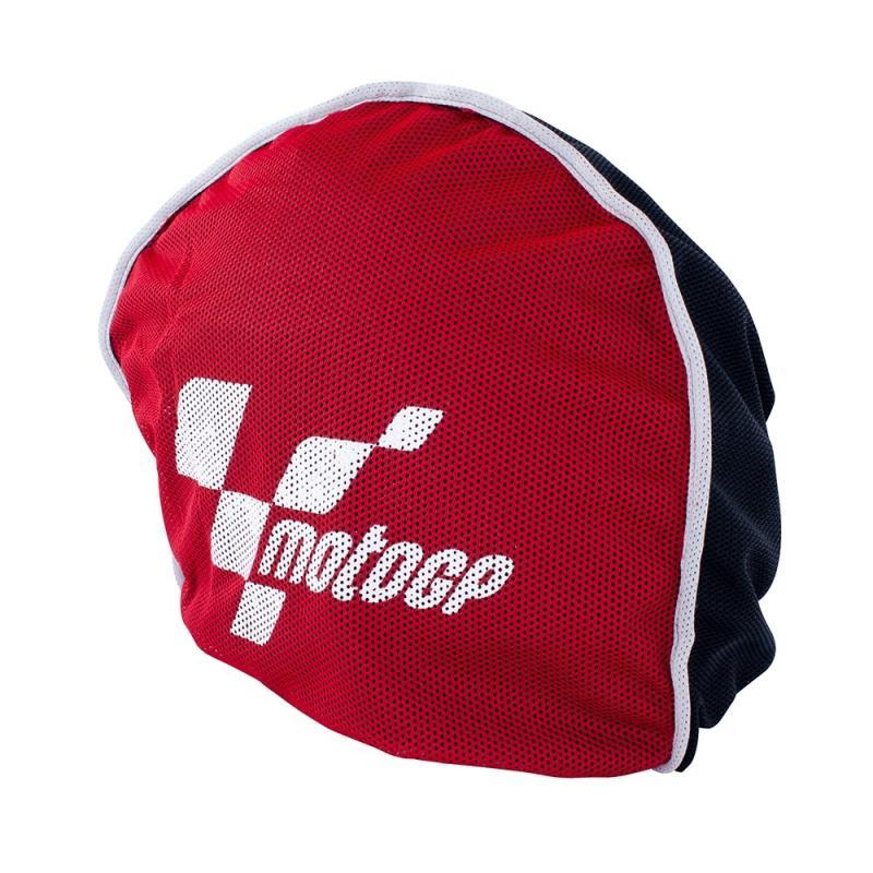 Housse de casque MotoGP Aero noire / rouge