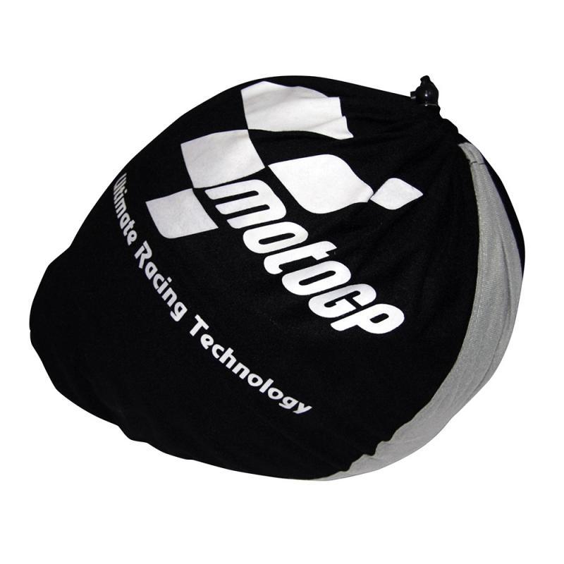 Housse de casque MotoGP noir