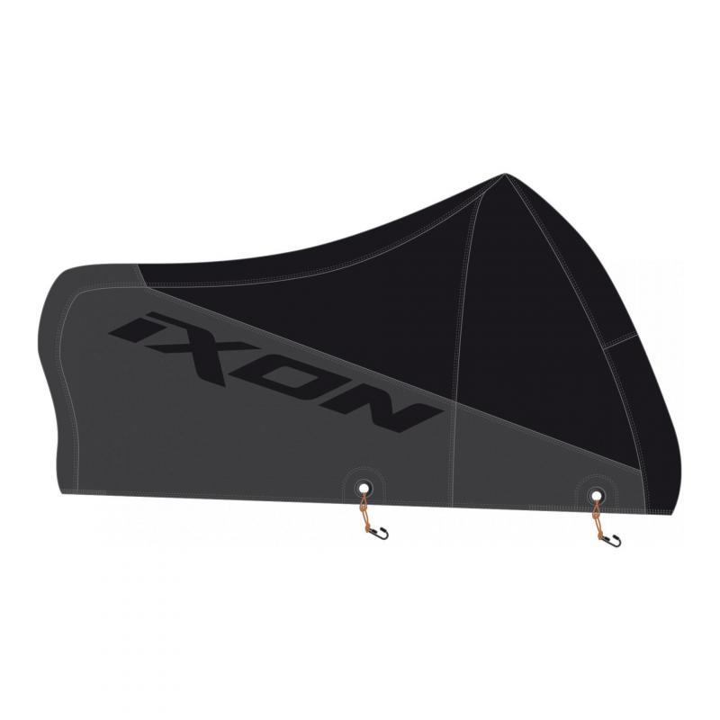Motogp Housse Imperm/éable Moto Sportive Noir /& Gris