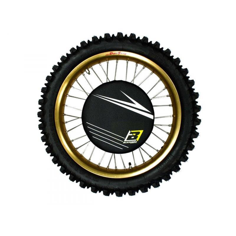 Housse de protection disque de frein Blackbird noir