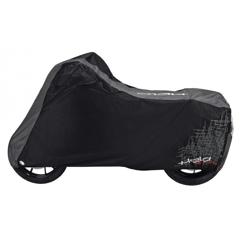Housse moto Held COVER ADVANCED noir/gris