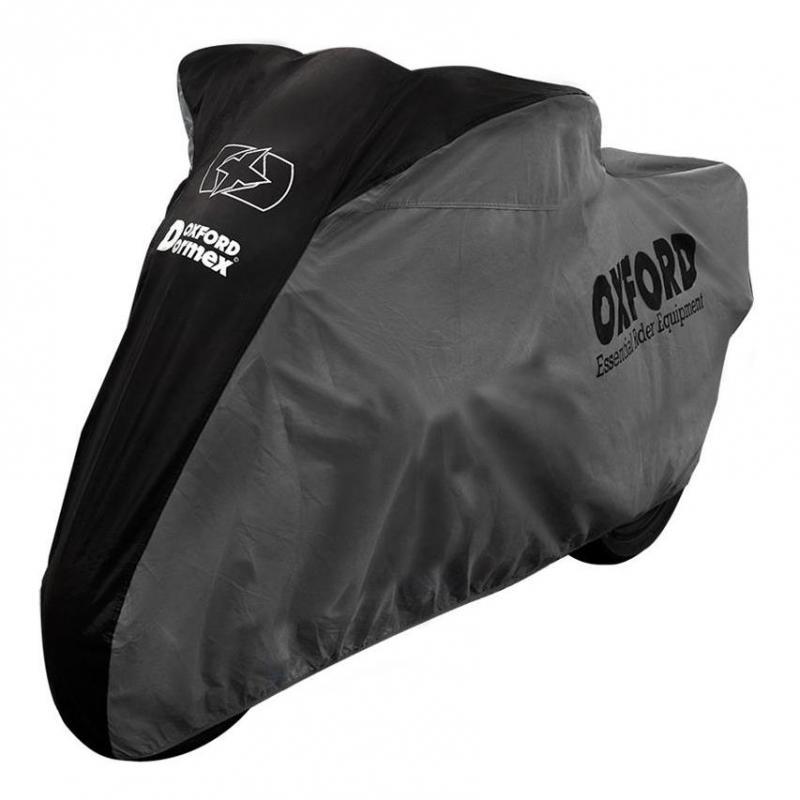 Housse moto intérieur Oxford Dormex noir