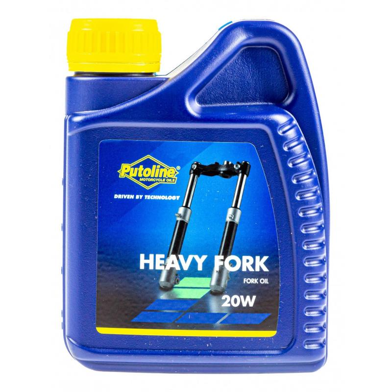 Huile de fourche Putoline Heavy Fork 20W (500ml)