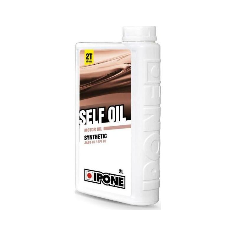 Huile moteur 2T Ipone Self Oil 4L