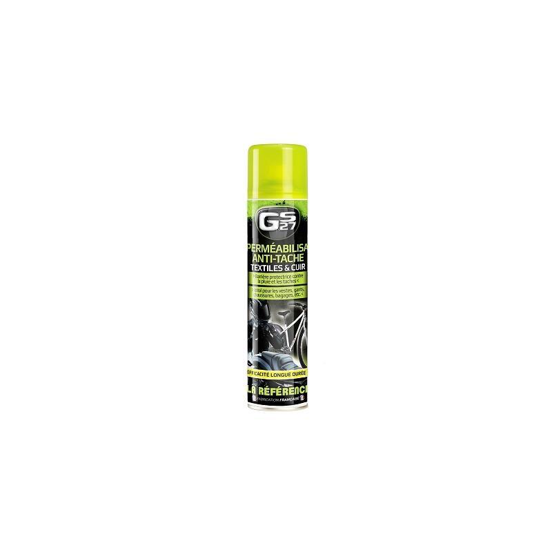 Imperméabilisant GS27 anti-tache textiles & cuirs 500 ml