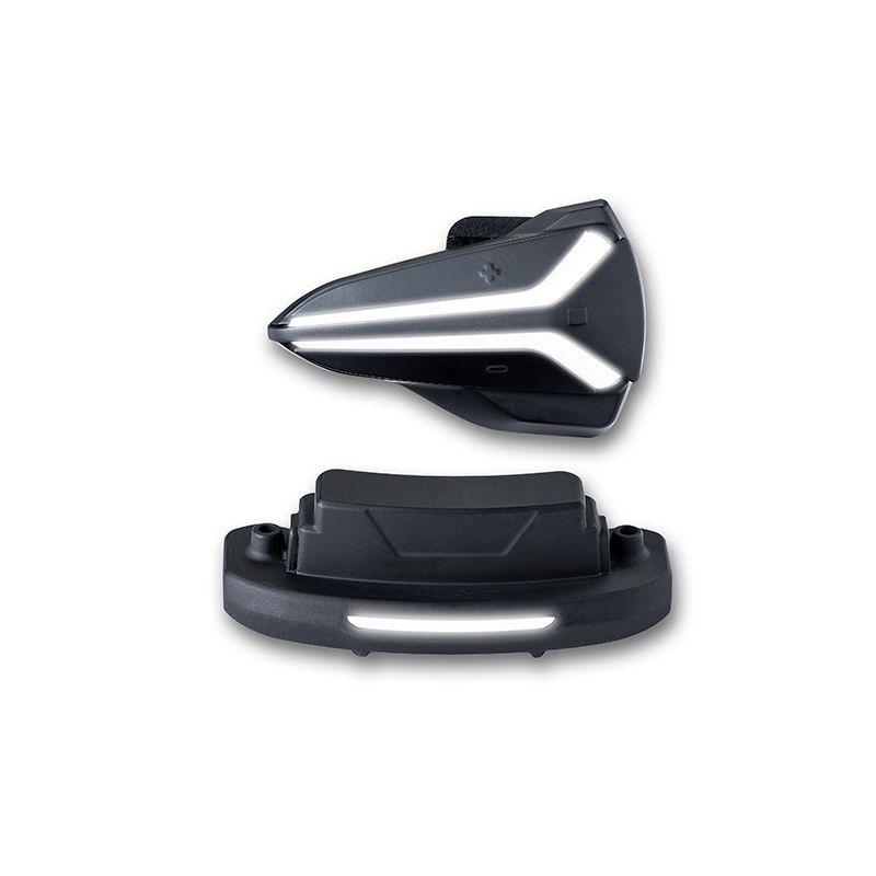 Intercom HJC Smart 20B noir mat