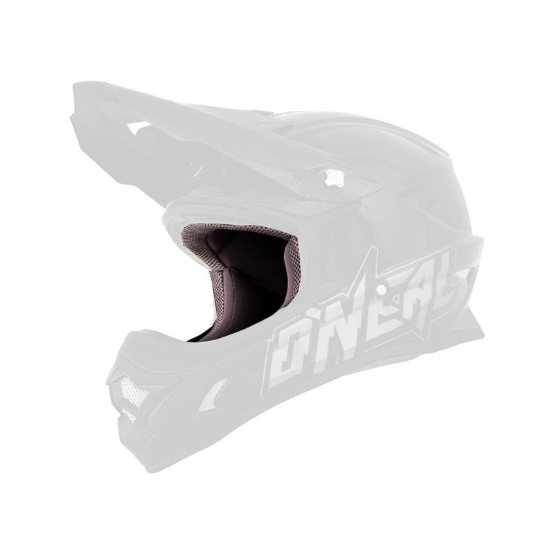 Intérieur complet pour casque enfant O'Neal 3SRS noir