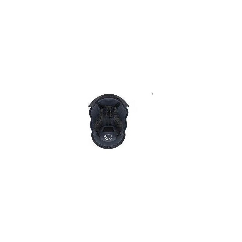 Intérieur de casque Momo Design FGTR noir/anthracite