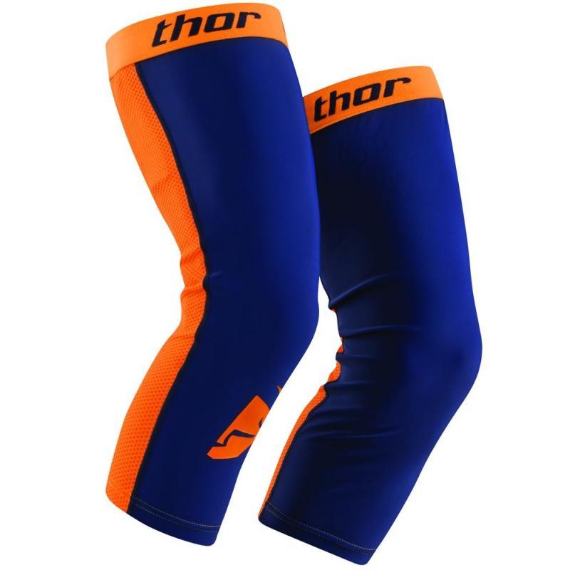 Jambières Thor COMP bleu/orange