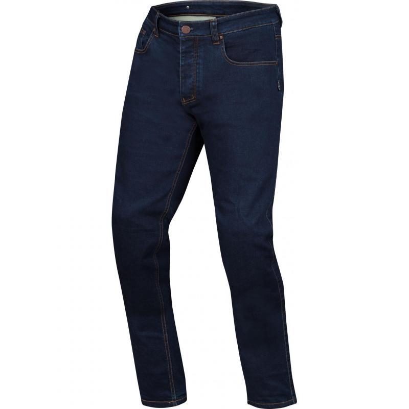 Jean moto Bering Kazian bleu