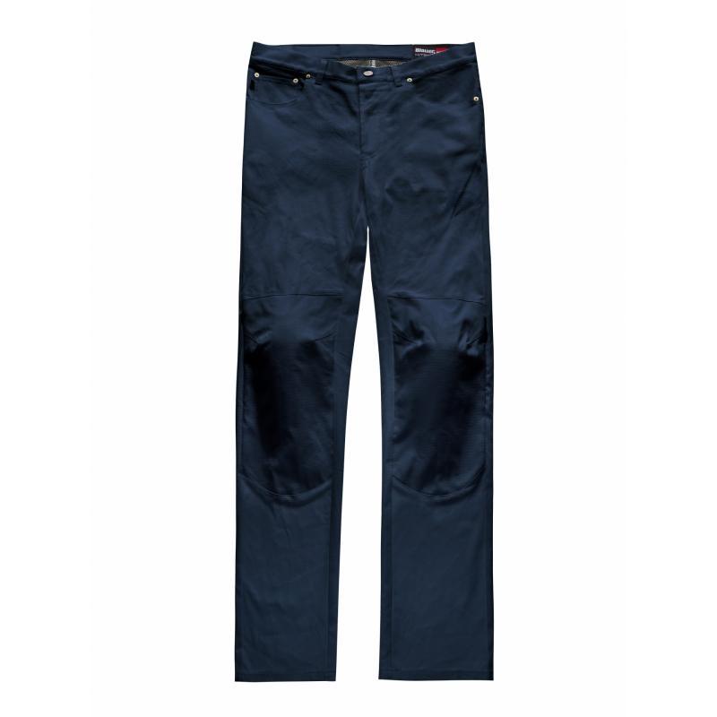 Jeans Blauer Kanvas bleu