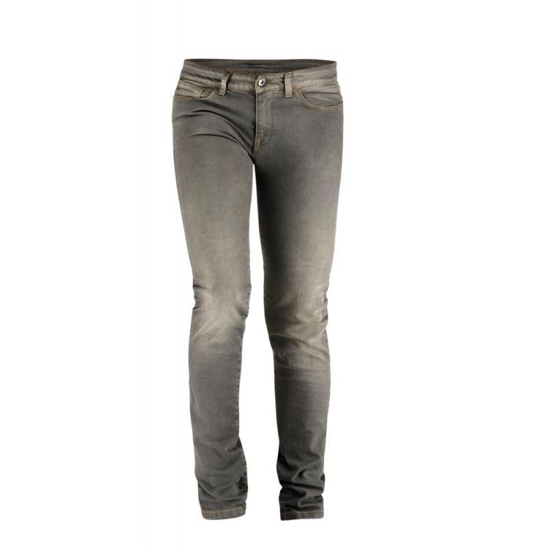 Jeans femme Acerbis Pasadena gris