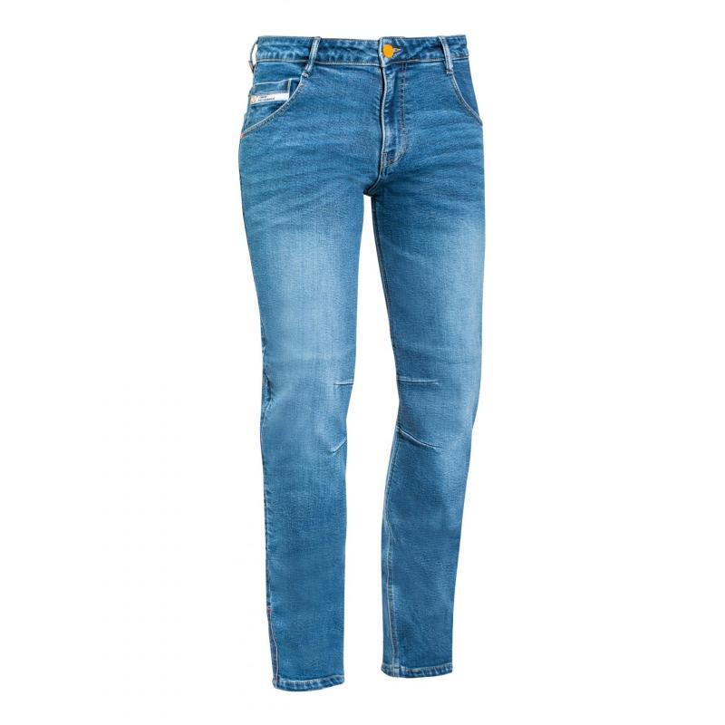 Jeans moto Ixon Mike stonewash
