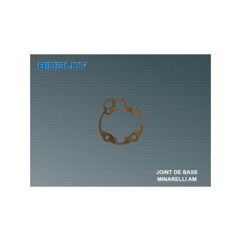 Joint d'embase papier Bidalot 0,15 Minarelli AM6