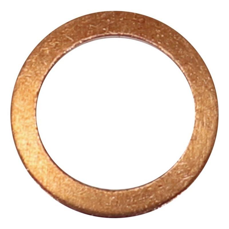 Joints de vidange plat cuivre Artein Ø 14x20x1.5mm