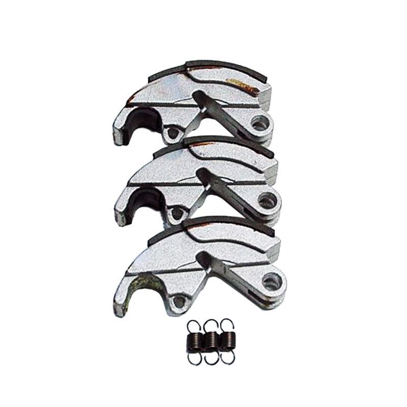 Kit 3 machoires pour poulie embrayage SPX / RCX