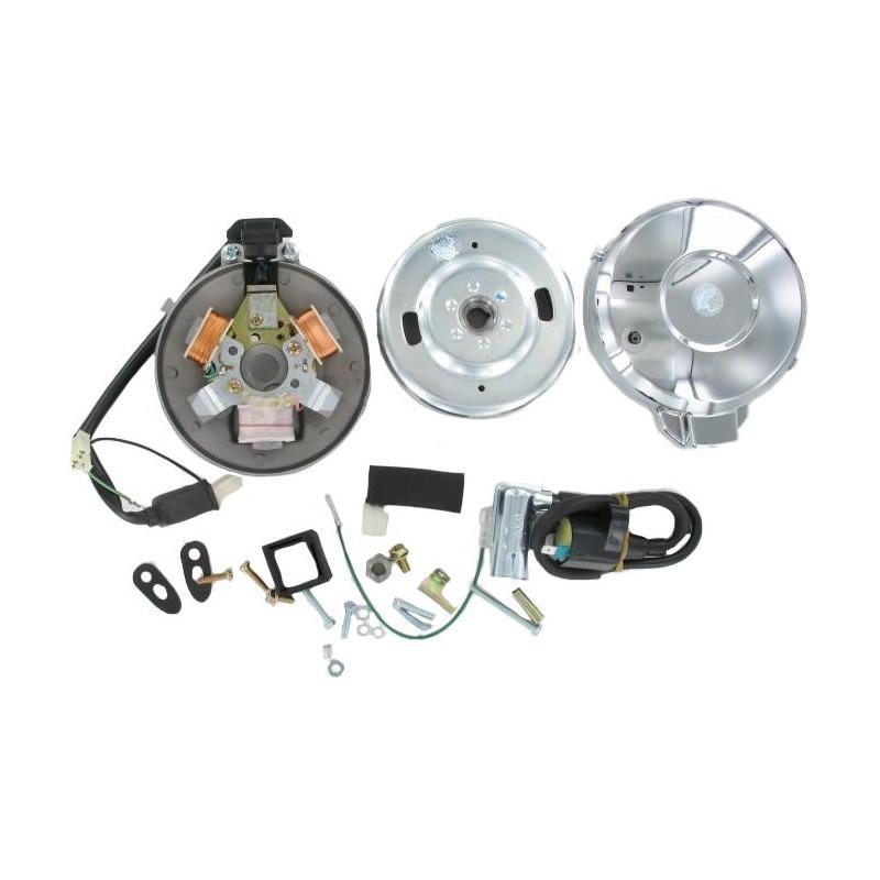 Kit allumage électronique 12V gros cône pour Peugeot 103/102/101