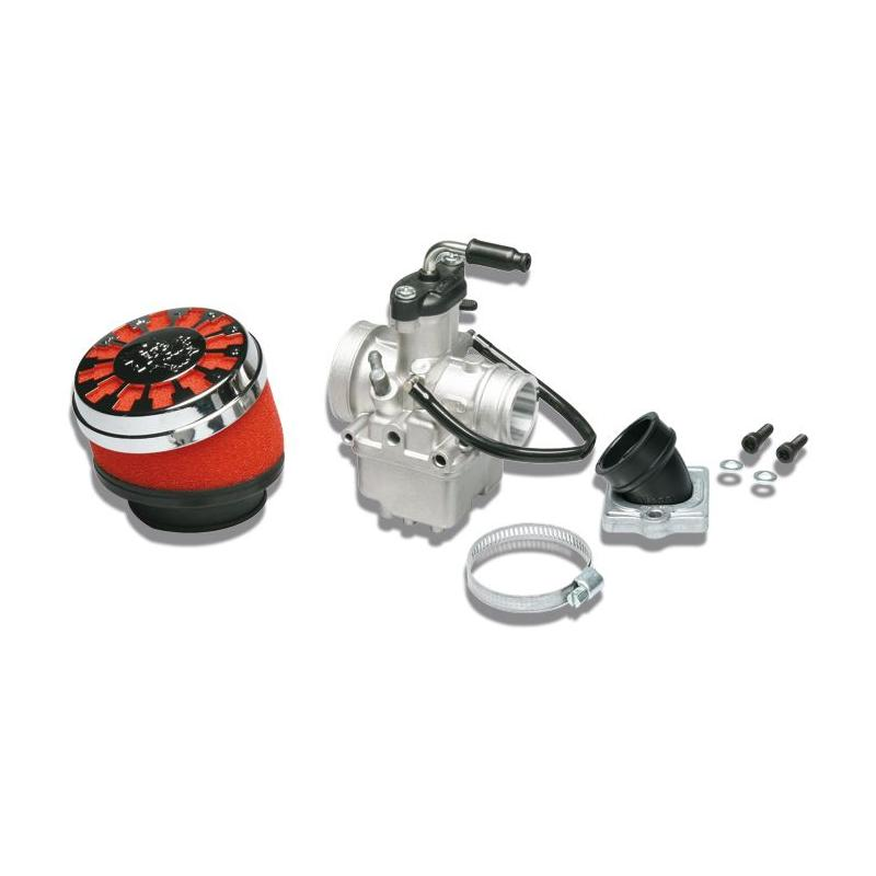Kit carburateur Malossi VHST 28 BS MHR TEAM Scooter Piaggio
