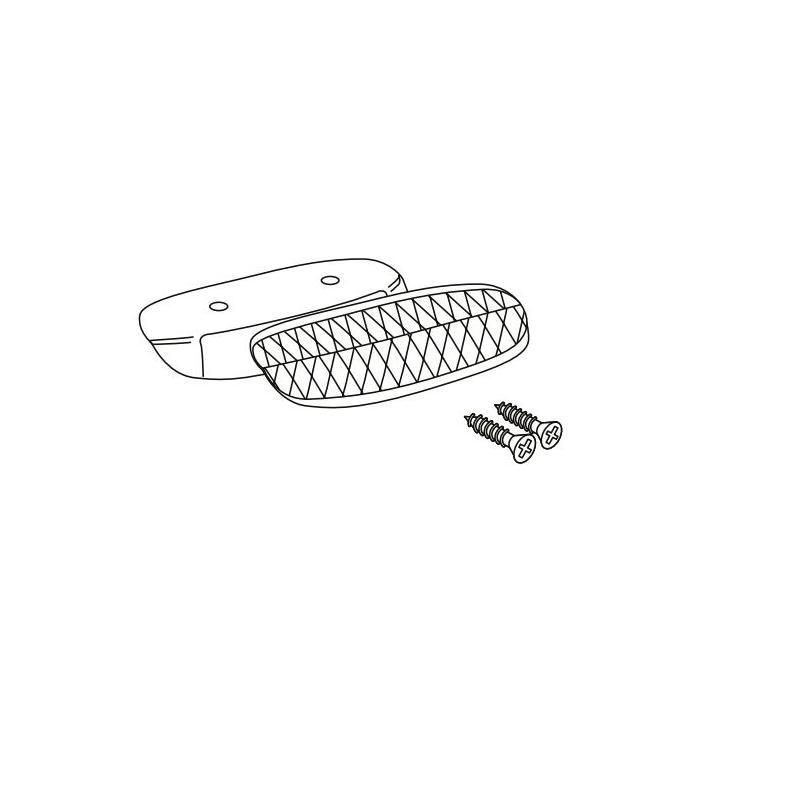 Kit catadioptre Shad pour top case ATV80