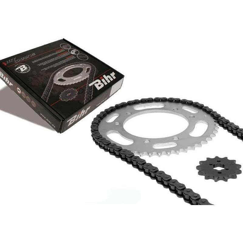 Kit chaine Bihr Yamaha dt50r '03-06
