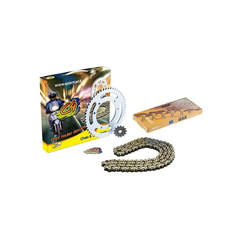 Kit chaîne PBR Derbi GPR 2000-02