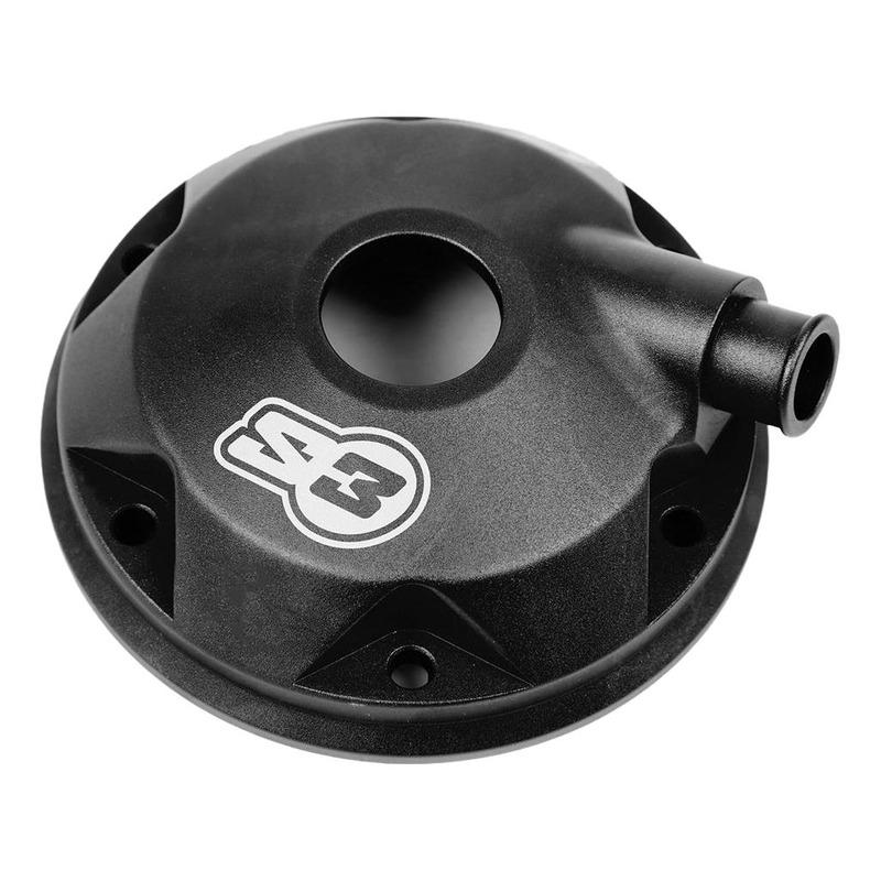 Kit culasse noir avec dôme S3 Stars Head pour Sherco ST 3.0 / Scorpa 250 SY