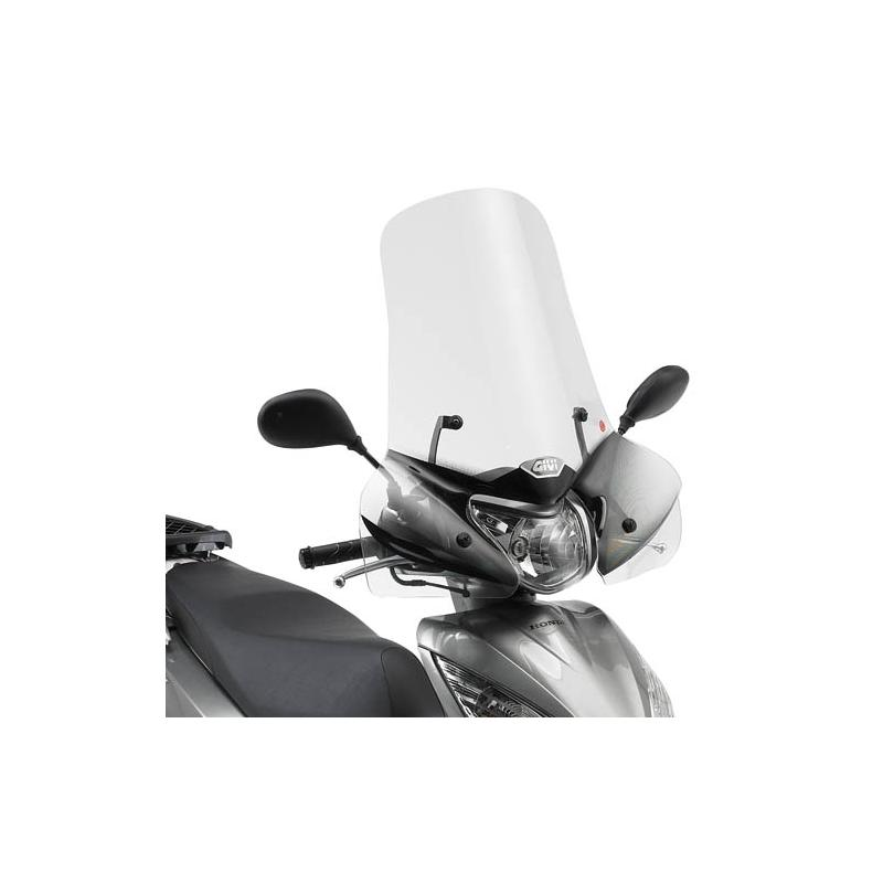 Kit de fixation pare-brise Givi Honda 110 Vision 11-18