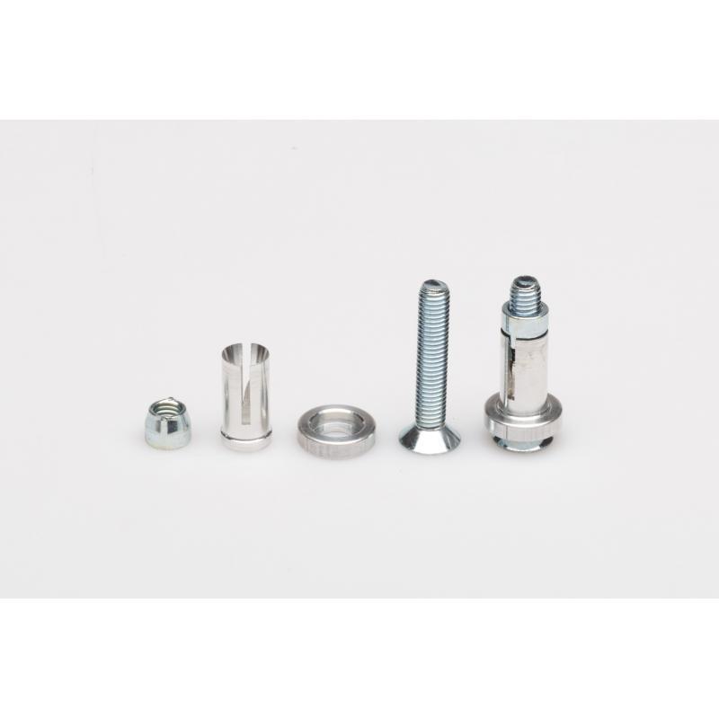 Kit de fixation pour embout de guidon Barkbusters pour guidon diamètre interne 12mm