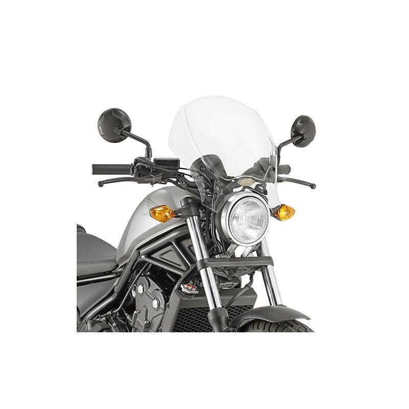 Kit de montage pour bulles Givi 100AL, 100ALB, 140A, 140S Honda CMX 500Rebel 17-18