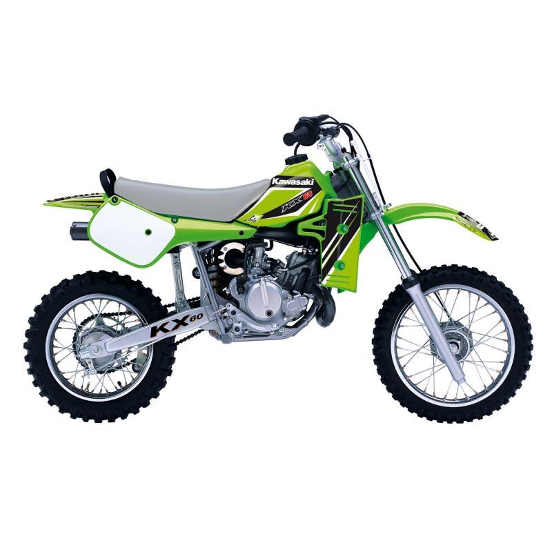 Kit déco Blackbird Dream Graphic 4 Kawasaki 60 KX 85-19 vert/noir